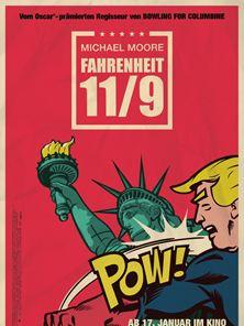 Fahrenheit 11/9 Trailer OmU