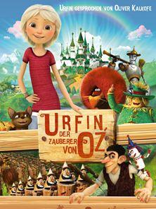 Urfin - Der Zauberer von OZ Trailer DF