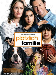 Plötzlich Familie Trailer (2) DF