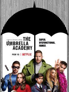 The Umbrella Academy - staffel 2 Ankündigungs-Trailer DF