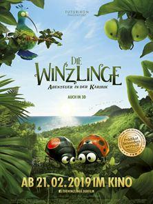 Die Winzlinge - Abenteuer in der Karibik Trailer DF