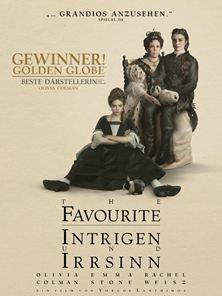 The Favourite - Intrigen und Irrsinn Trailer DF