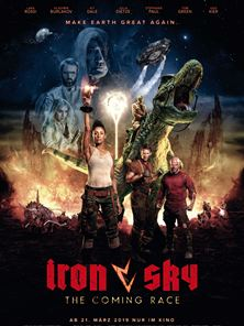 Iron Sky 2: The Coming Race Trailer DF