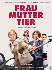 Frau Mutter Tier Trailer DF