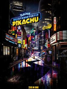 Pokémon Meisterdetektiv Pikachu Trailer DF