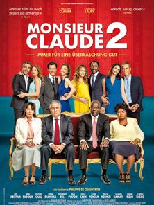 Monsieur Claude 2 Trailer OV