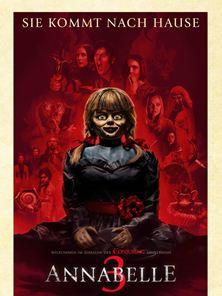 Annabelle 3 Trailer DF