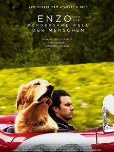 Enzo und die wundersame Welt der Menschen Trailer DF