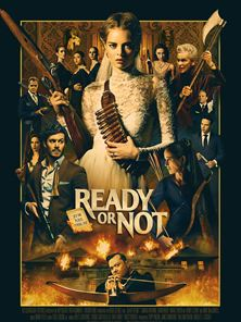 Ready Or Not - Auf die Plätze, fertig, tot Trailer DF