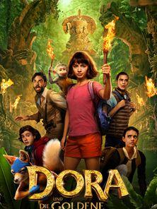 Dora und die goldene Stadt Trailer DF