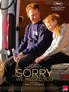 Sorry We Missed You Trailer OV