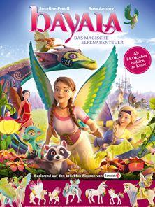 Bayala - Das magische Elfenabenteuer Trailer DF