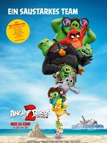 Angry Birds 2 Trailer DF