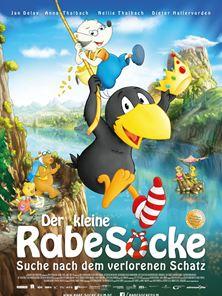 Der kleine Rabe Socke 3 - Suche nach dem verlorenen Schatz Trailer DF