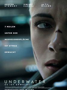Underwater - Es ist erwacht Trailer DF