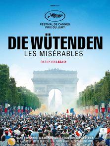 Die Wütenden - Les Misérables Trailer DF