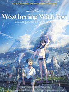 Weathering With You Trailer OV