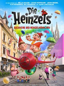 Die Heinzels - Rückkehr der Heinzelmännchen Trailer DF