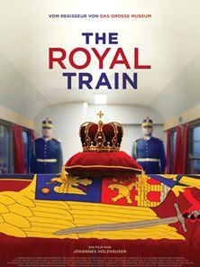 The Royal Train Trailer OmdU