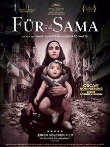 Für Sama (For Sama) Trailer OmdU