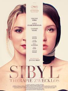Sibyl - Therapie zwecklos Trailer OV