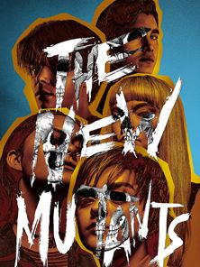 X-Men: New Mutants Trailer OV