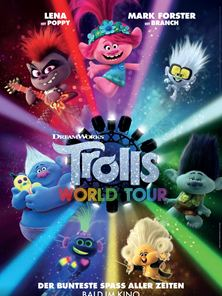 Trolls 2 - Trolls World Tour Trailer DF