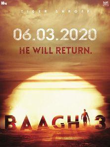 Baaghi 3 Trailer OV