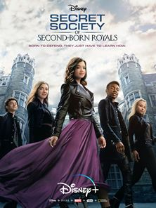 The Secret Society Of Second Born Royals Trailer OV