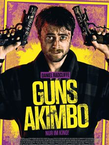 Guns Akimbo Trailer DF