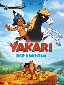 Yakari - Der Kinofilm Trailer DF
