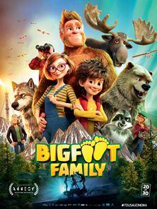 Bigfoot Junior - Ein tierisch verrückter Familientrip Trailer OV