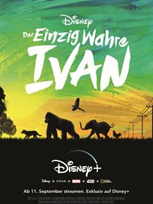 Der einzig wahre Ivan Trailer DF
