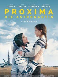Proxima - Die Astronautin Trailer DF