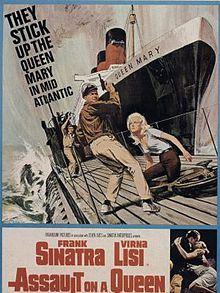 Überfall auf die Queen Mary