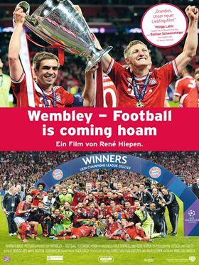 Wembley - Football Is Coming Hoam
