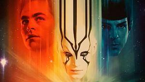"""""""Star Trek Beyond"""": Farbenfrohes deutsches Kinoposter zum nächsten Abenteuer der Enterprise-Crew"""