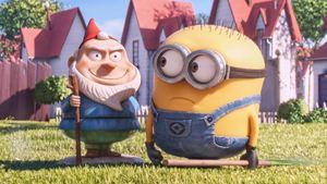 """Die Minions kommen wieder ins Kino: Große Bildergalerie zum """"Pets""""-Vorfilm """"Mower Minions"""""""