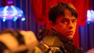 """""""Valerian - Die Stadt der tausend Planeten"""": Posterpremiere zum Weltraum-Abenteuer von Luc Besson"""