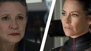 """Was hätten die Fans zu dieser Besetzung gesagt? Evangeline Lilly wollte Leia in """"Star Wars 7"""" spielen"""