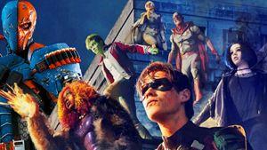 """""""Titans"""" Staffel 2: Sohn von Titans-Erzfeind Deathstroke stößt offenbar zum Team"""
