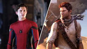 """Von """"Uncharted"""" direkt ans Set von """"Spider-Man 3"""": Tom Holland gönnt sich keine Pause"""