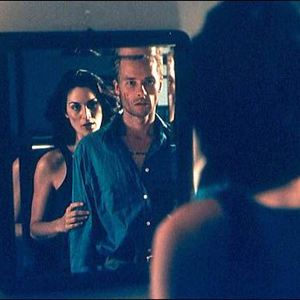 Memento : Bild Carrie-Anne Moss, Guy Pearce
