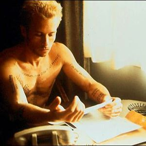 Memento : Bild Guy Pearce