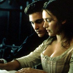 Quills - Macht der Besessenheit : Bild Joaquin Phoenix, Kate Winslet