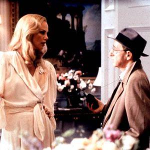 Im Bann des Jade-Skorpions : Bild Charlize Theron, Woody Allen