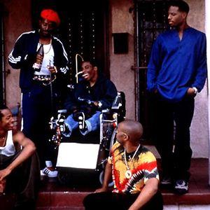 hip hop hood im viertel ist die hölle los