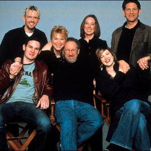 E.T. - Der Außerirdische : Bild Dee Wallace, Drew Barrymore, Henry Thomas, Kathleen Kennedy, Peter Coyote