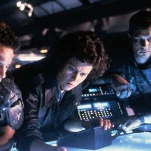 Aliens - Die Rückkehr : Bild Bill Paxton, Sigourney Weaver