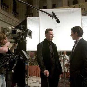 Batman Begins : Bild Christian Bale, Liam Neeson